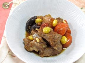 豚カルビの煮物(テジカルビチム)