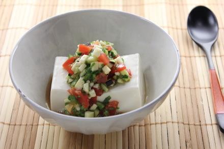 山形のだし豆腐