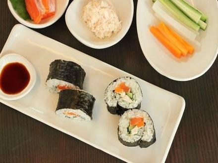 お好み巻き寿司