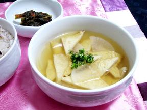 韓国おでんスープ(オムクタン)