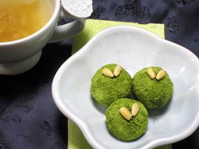 抹茶団子(ノクチャタンジャ)