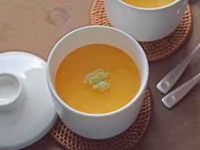 豆腐茶碗蒸し