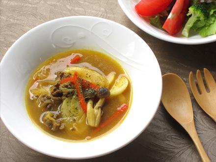 トックカレースープ