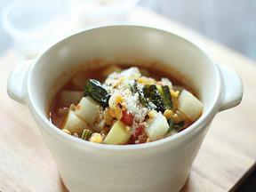 カーボロネロのトマトスープ