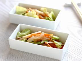 春野菜のアチャール