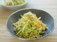 揚げ高野豆腐のサラダ