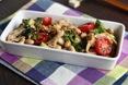 ささみと大豆の和風サラダ