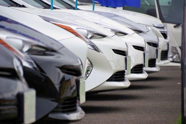 レンタルできる車種や料金