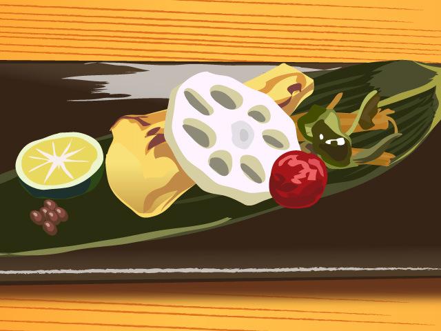 予約必須。秋田名物を堪能するなら「日本料理たかむら」