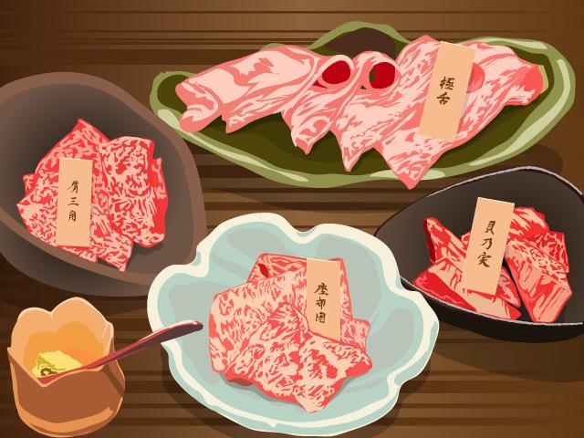 秋田を代表するお肉を味わうなら「牛玄亭」