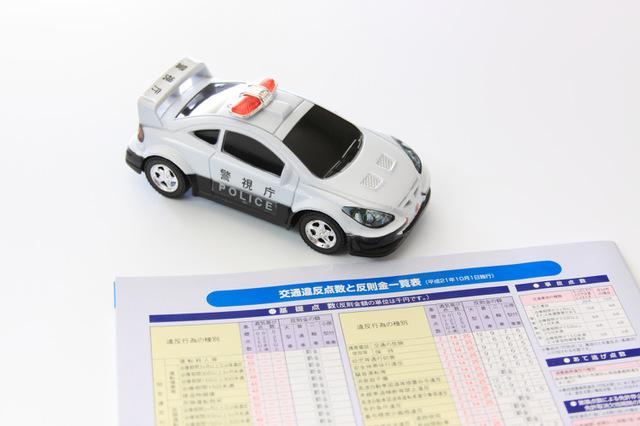 レンタカーで駐車違反切符を切られたときの対処