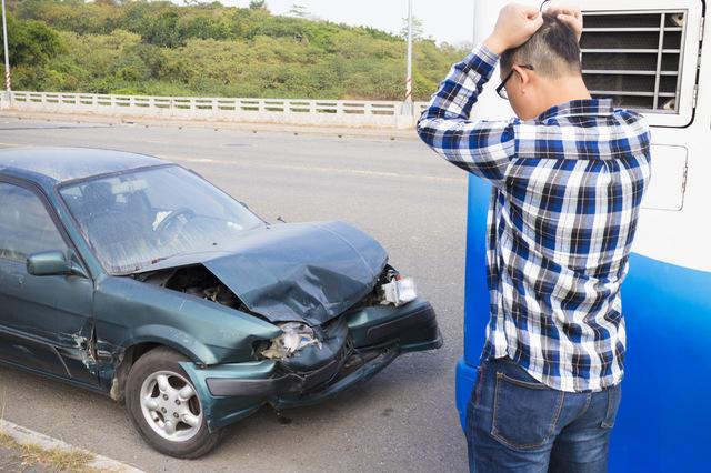 事故が起きた際の賠償責任の所存