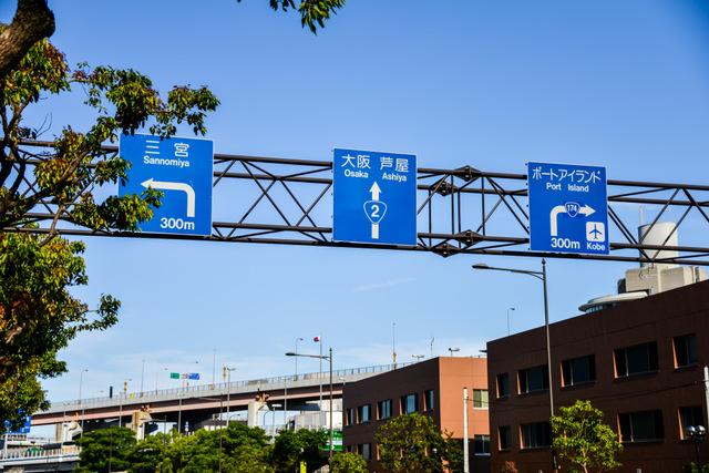 道路標識には5種類ある