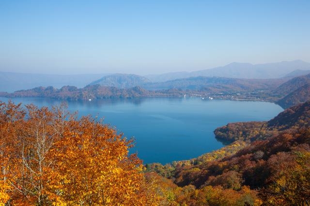 「青森県」八戸から奥入瀬渓流を経由して、パワースポット十和田湖へ