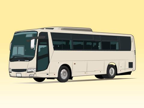 バス・ユニバーサルカー