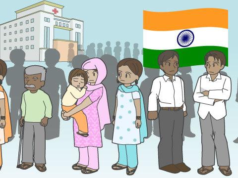 インドの医療