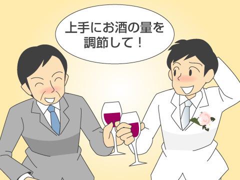 お酒に関するトラブル