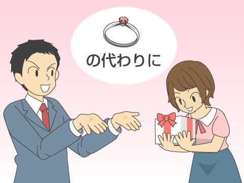 普段から身につけられる婚約指輪が人気