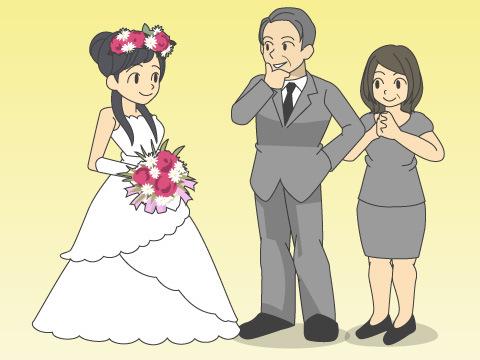 結婚式を行なう理由