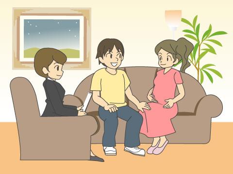 妊娠中期に結婚式を行なう場合