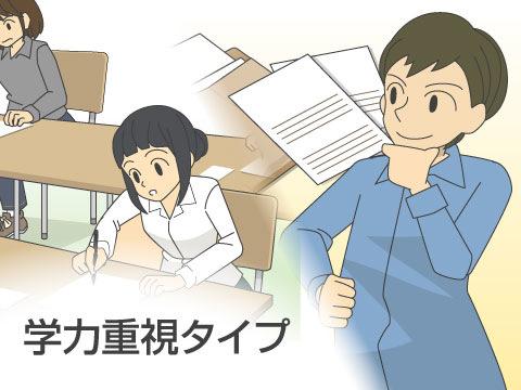 学力重視タイプ(選抜型)