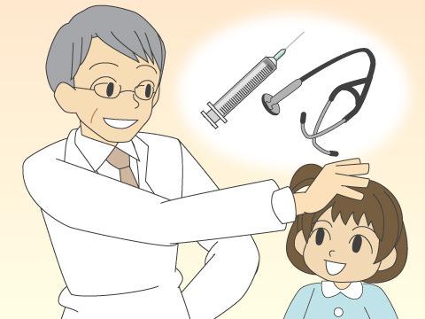 保育園嘱託医として子どもの健康を見守る
