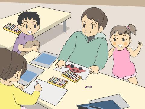 幼稚園での教育指針である「幼稚園教育要領」とは