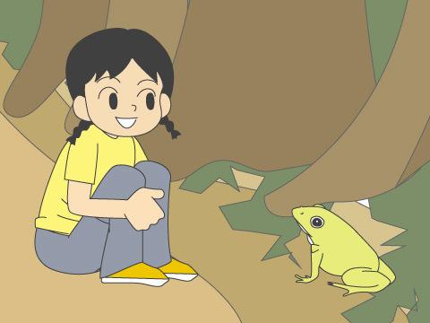 日本での「森のようちえん」の活動とは