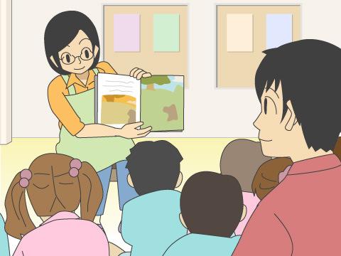 幼稚園を見学するにあたって