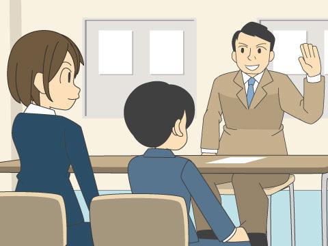 面接試験の種類