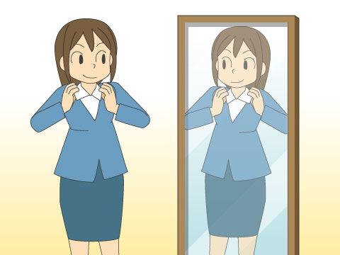 授業参観日の服装