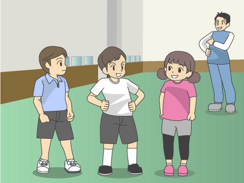 運動系クラブの実践例