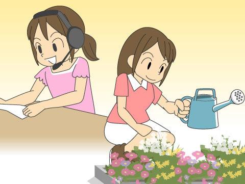 児童会活動の活動例