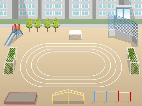 運動場の概要