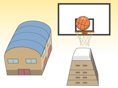 体育館の概要