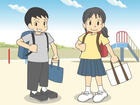 小学校での生活
