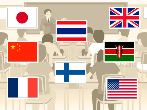 各国の教育比較