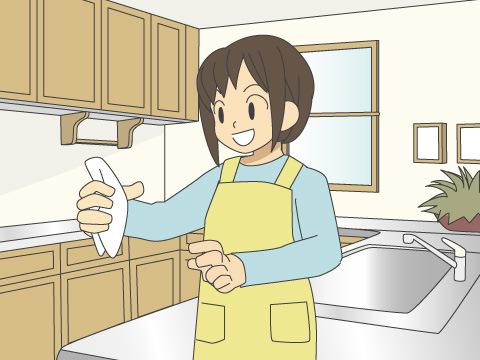 その他キッチン全体