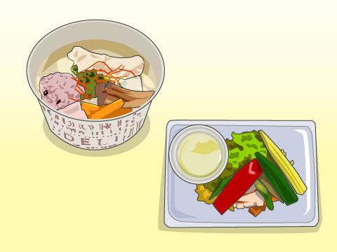 惣菜・サラダ/「彩りfamima DELI」