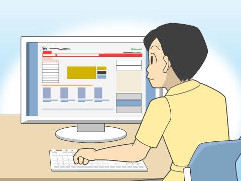 コンビニ直営のインターネット通販サイトの利用