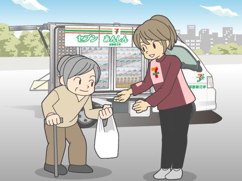 高齢化社会への対応