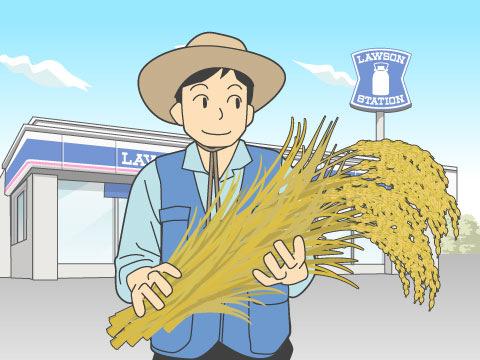 ローソンが力を注ぐ、生鮮野菜の拡充