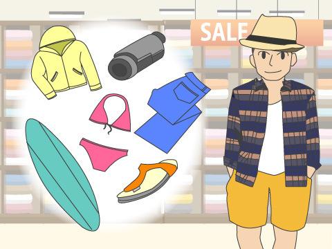 1990年代後半~2000年代のサーフ系ファッション