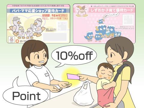 子育て優待カード協賛