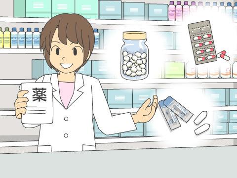 小児用OTC薬の種類