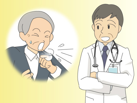 せきの症状と原因