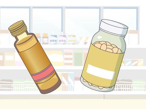 市販医薬品・ドリンク剤など