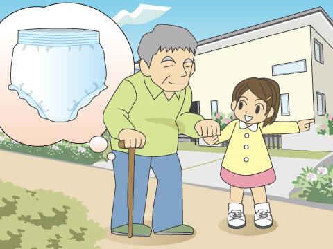 高齢者の場合