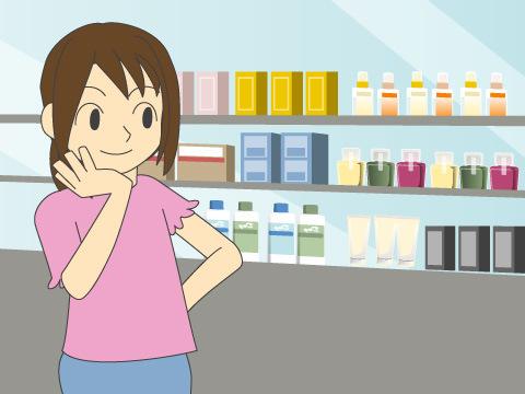 一般化粧品(セルフ化粧品)