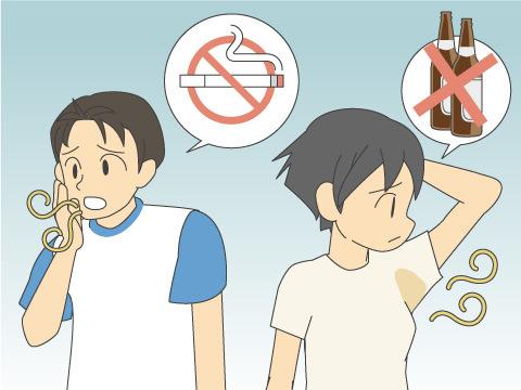 人気の体臭予防・対策グッズ